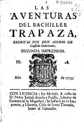 Las aventuras del bachiller Trapaza
