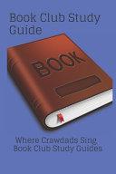 Book Club Study Guide