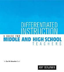 Differentiated Instruction Book PDF