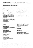 Sprachspiegel PDF