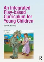 An Integrated Play based Curriculum for Young Children PDF