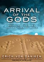 Arrival of the Gods PDF