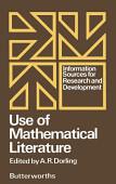 Use Of Mathematical Literature