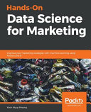 Hands On Data Science for Marketing Book