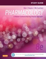 Study Guide for Pharmacology PDF
