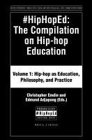 HipHopEd  The Compilation on Hip hop Education PDF