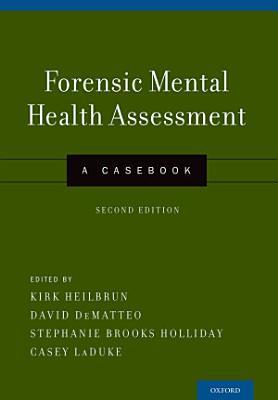 Forensic Mental Health Assessment PDF