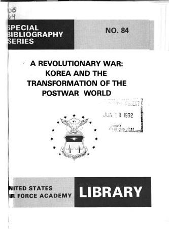 Special Bibliography Series PDF