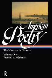 American Poetry 19th Century 2