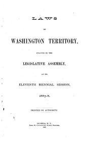 Laws of Washington Territory Enacted by the Legislative Assembly