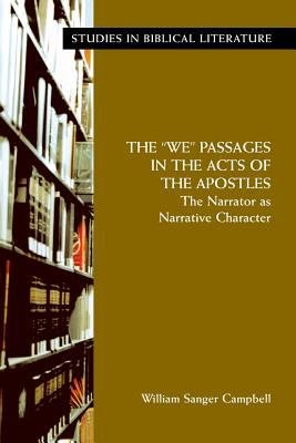The    We    Passages in the Acts of the Apostles PDF