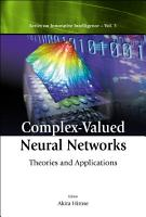 Complex valued Neural Networks PDF