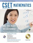 CSET Mathematics Book