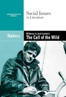 Wildness in Jack London s The Call of The Wild PDF