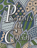 Psalms to Color