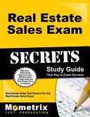 Real Estate Sales Exam Secrets Study Guide