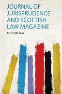 Journal of Jurisprudence and Scottish Law Magazine PDF