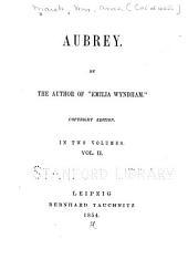 Aubrey: Volume 2