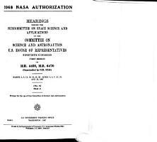 1968 NASA Authorization PDF