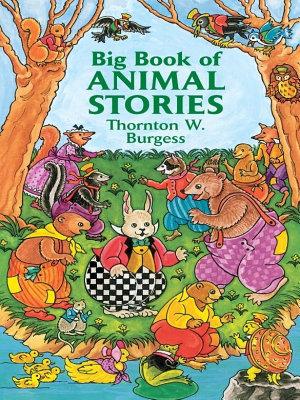 Big Book of Animal Stories