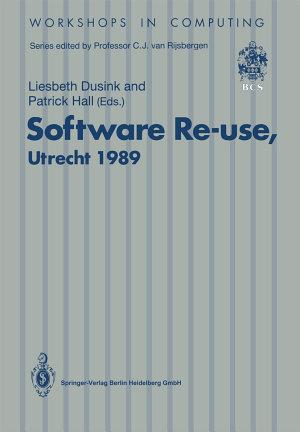 Software Re use  Utrecht 1989 PDF