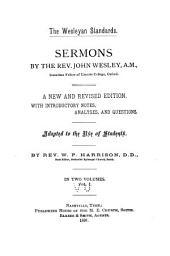 The Wesleyan Standards: Volume 1