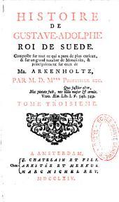 Histoire de Gustave-Adolphe, roi de Suède