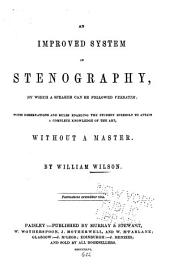 An Improved System of Stenography