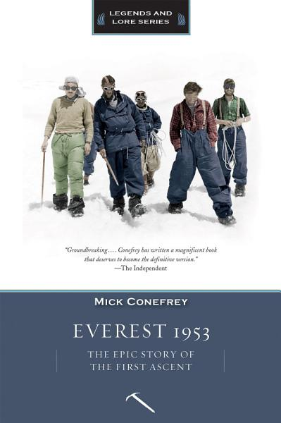 Download Everest 1953 Book