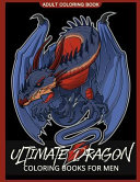 Ultimate Dragon Coloring Books for Men PDF