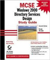 MCSE Windows 2000 Directory Services Design Study Guide PDF