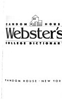 Random House Webster s College Dictionary PDF