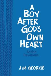 A Boy After God s Own Heart Action Devotional Deluxe Edition PDF