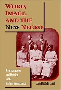 Word  Image  and the New Negro Book