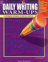 Daily Writing Warm Ups PDF