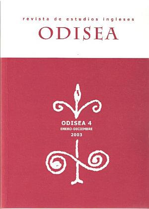 Odisea n   4  Revista de estudios ingleses PDF