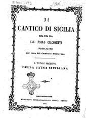 Il cantico di Sicilia