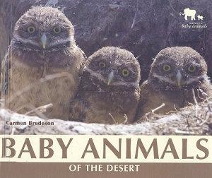 Baby Animals of the Desert PDF