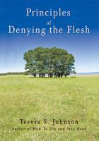 Principles of Denying the Flesh PDF