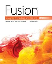 Fusion: Integrated Reading and Writing: Book 1, Edition 2