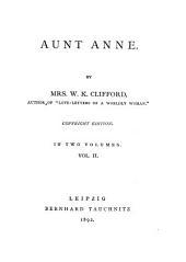 Aunt Anne: Volume 2