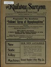 The Railway Surgeon: Volume 8, Issue 9