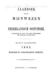 Jaarboek van het Mijnwezen in Nederlandsch-Indië ...: Volume 11,Deel 2