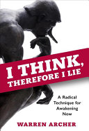 I Think  Therefore I Lie Book