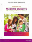Strategies for Teaching Students with Learning and Behavior Problems with Access Code Book