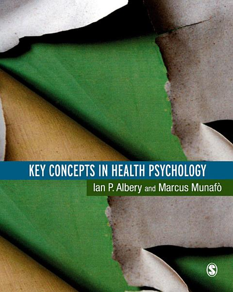 Download Key Concepts in Health Psychology Book