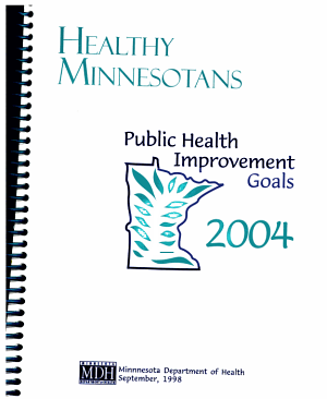 Healthy Minnesotans PDF