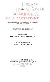 The Memoirs of a Protestant Condemed to the Galleys of France for His Religion: Volume 2