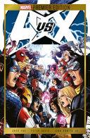 Marvel Premium  Avengers Vs  X men PDF