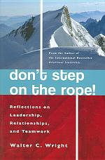 Don't Step on the Rope!